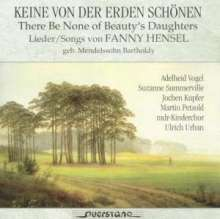 Fanny Hensel :: Lieder :: Cover
